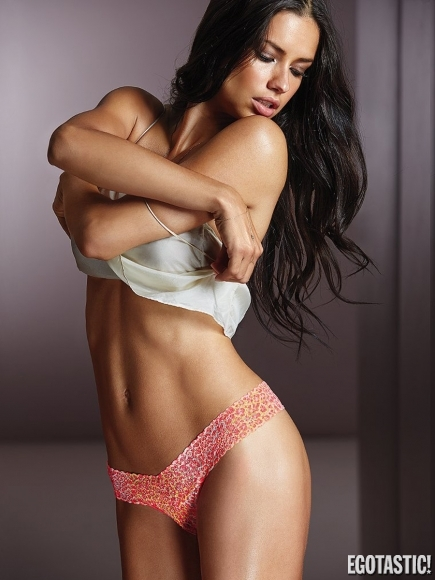 Featured image for Adriana Lima Victoria's Secret sexy lingerie