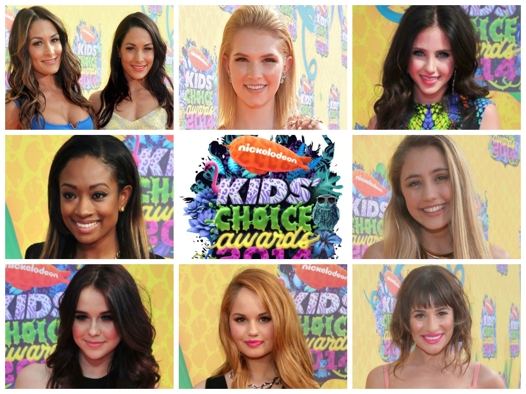 Featured image for Girls No More: The KCA 2014's Hottest!