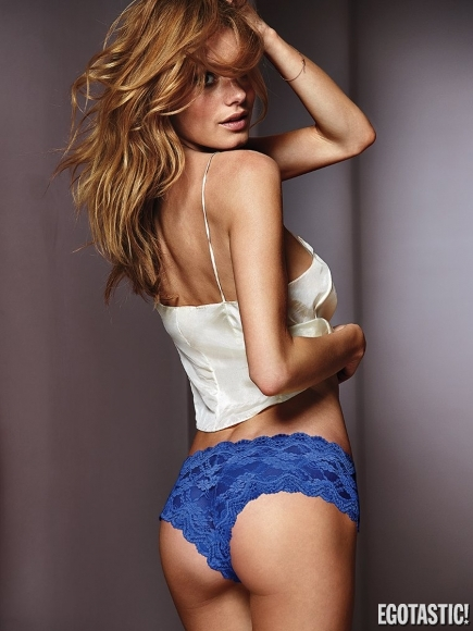 Featured image for Camille Rowe lingerie – Victoria's Secret