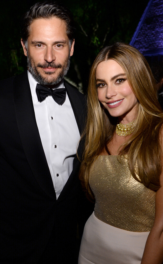 NEW COUPLE ALERT: Sofia Vergara & Joe Manganiello!