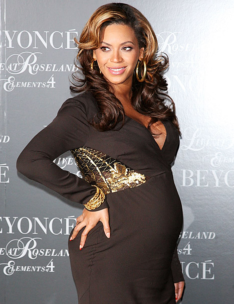 Picture Of Beyonce Pregnant 41