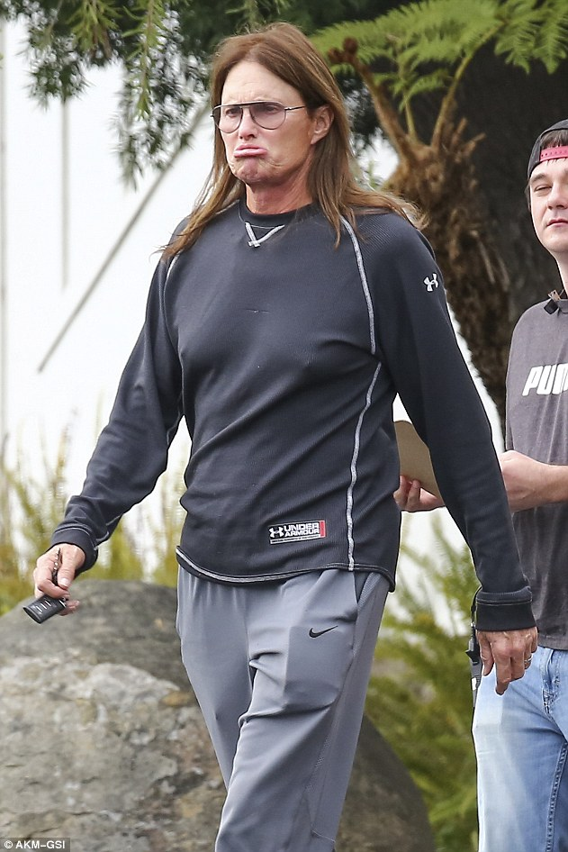 Bruce Jenner Gears Up For OWN Reality Show!