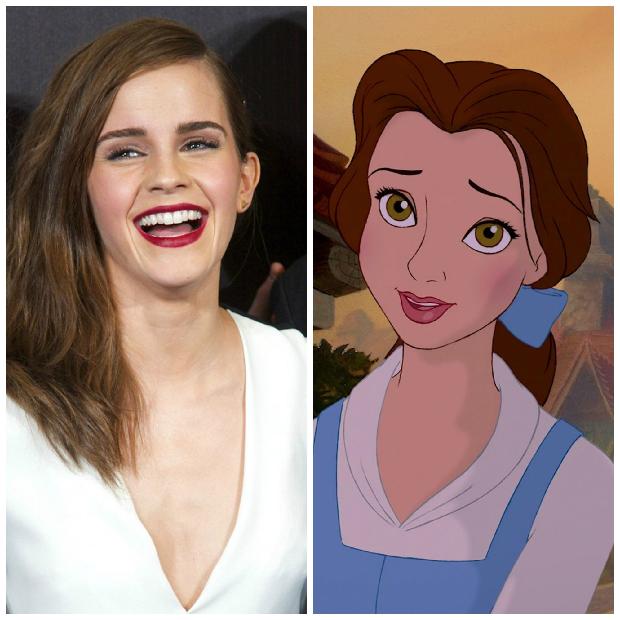 Emma Watson Stars In New 'Beauty And The Beast!'