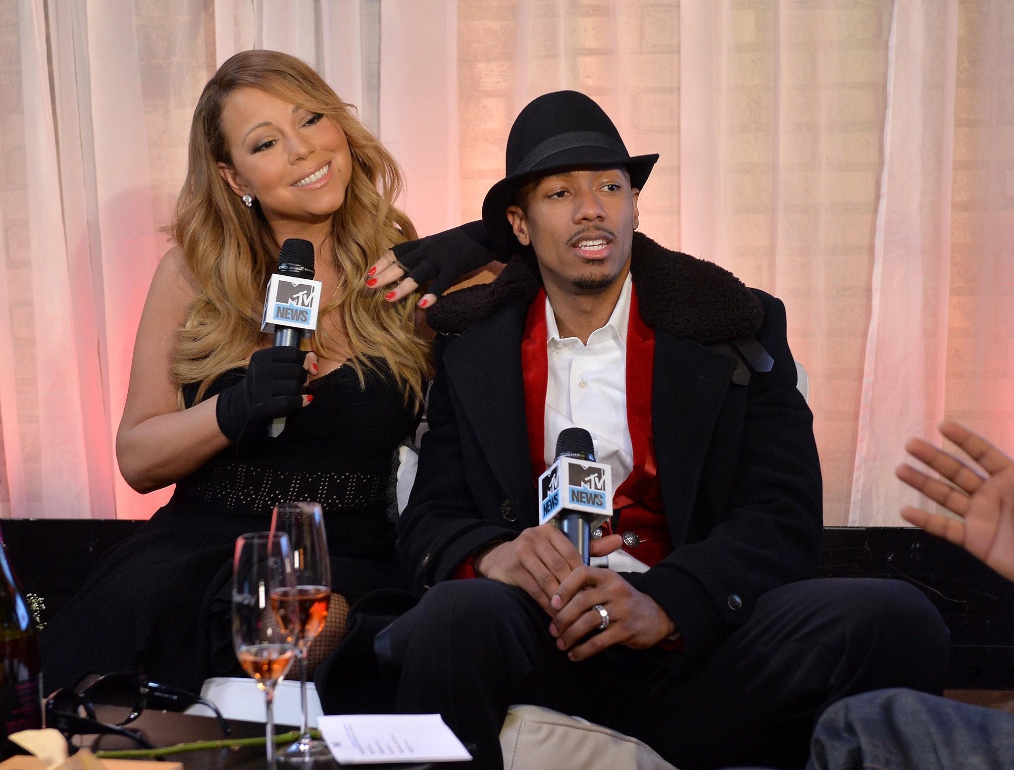 Nick Cannon divorces Mariah Carey