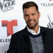 Ricky Martin Is NOT Dead!