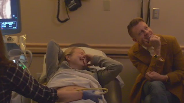 Macklemore And Fiancée Share Baby News With Adorable Video