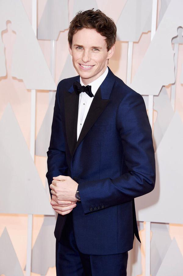Eddie Redmayne Is The 2015 Oscars' Best Actor