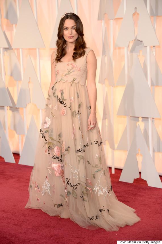87th Annual Academy Awards - Arrivals - Keira Knightley