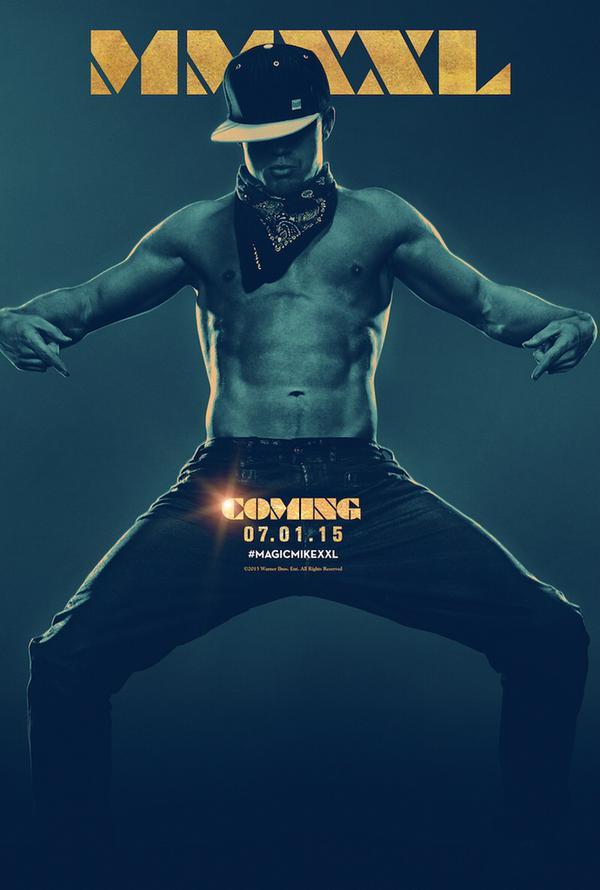 The 'Magic Mike XXL' TRAILER Is Now Out!