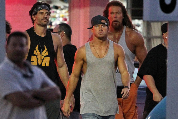 Magic Mike XXL set