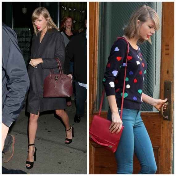 Taylor Swift (H&M and Talbots)