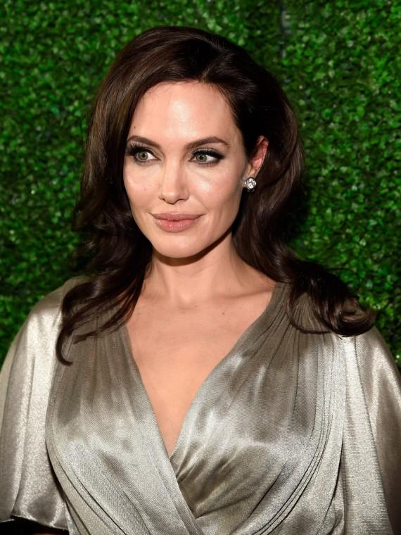 20th Annual Critics' Choice Movie Awards - Angelina Jolie