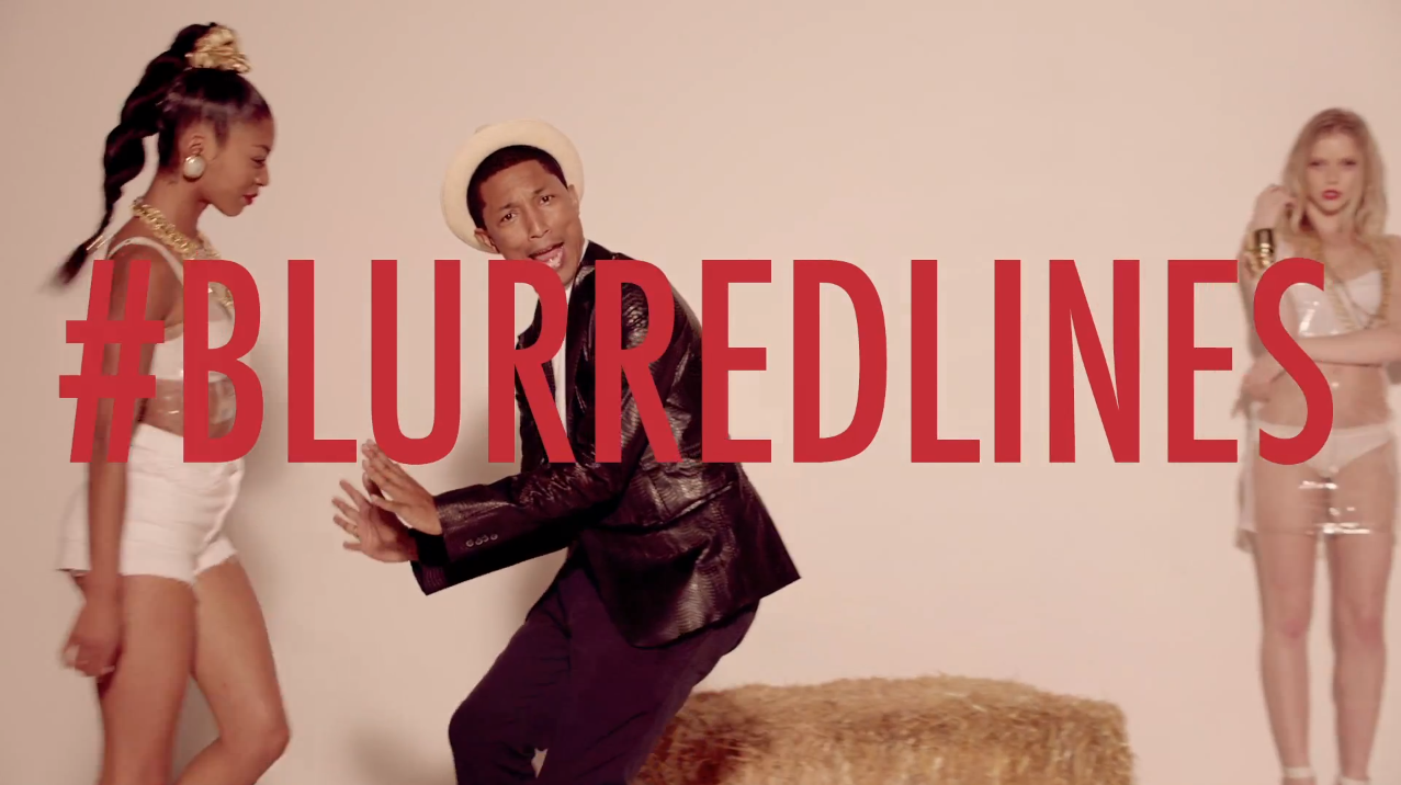 "Jury Rules ""Blurred Lines"" As Plagiarized! – Celebrific"