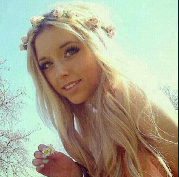 Eminems daughter Hailie Scott Mathers is all grown up