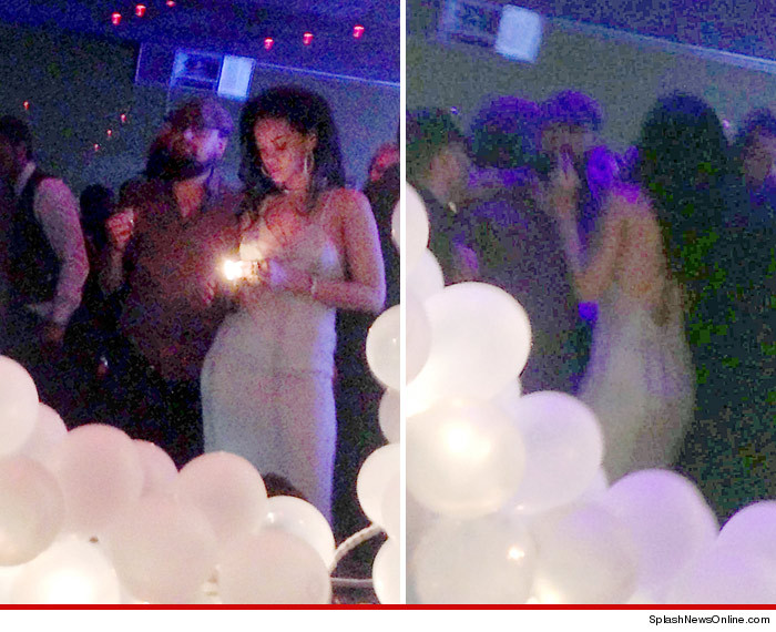 Are Leonardo DiCaprio & Rihanna DATING?