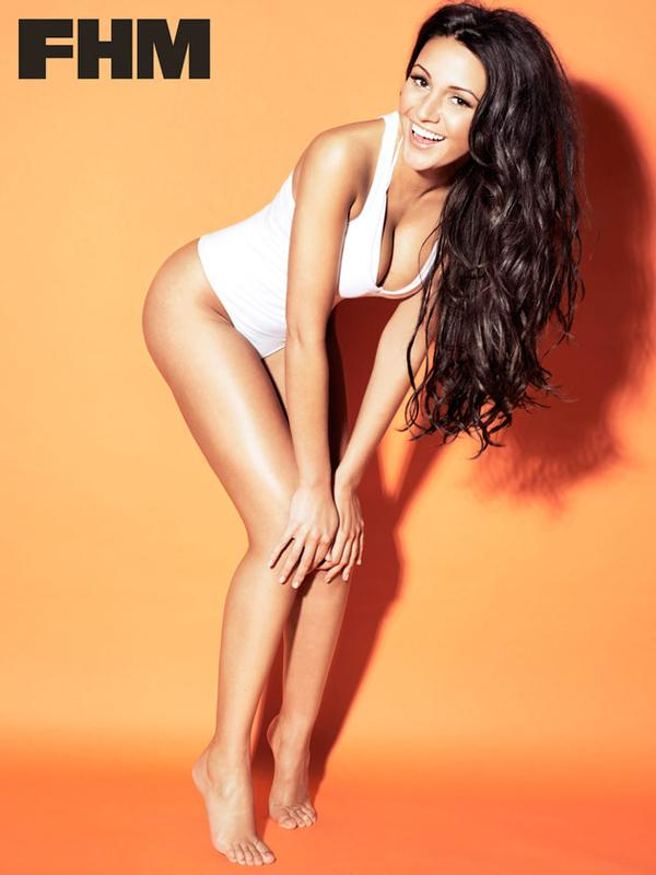 Today's Hottest Woman: FHM's Sexiest Woman for 2015, Michelle Keegan!