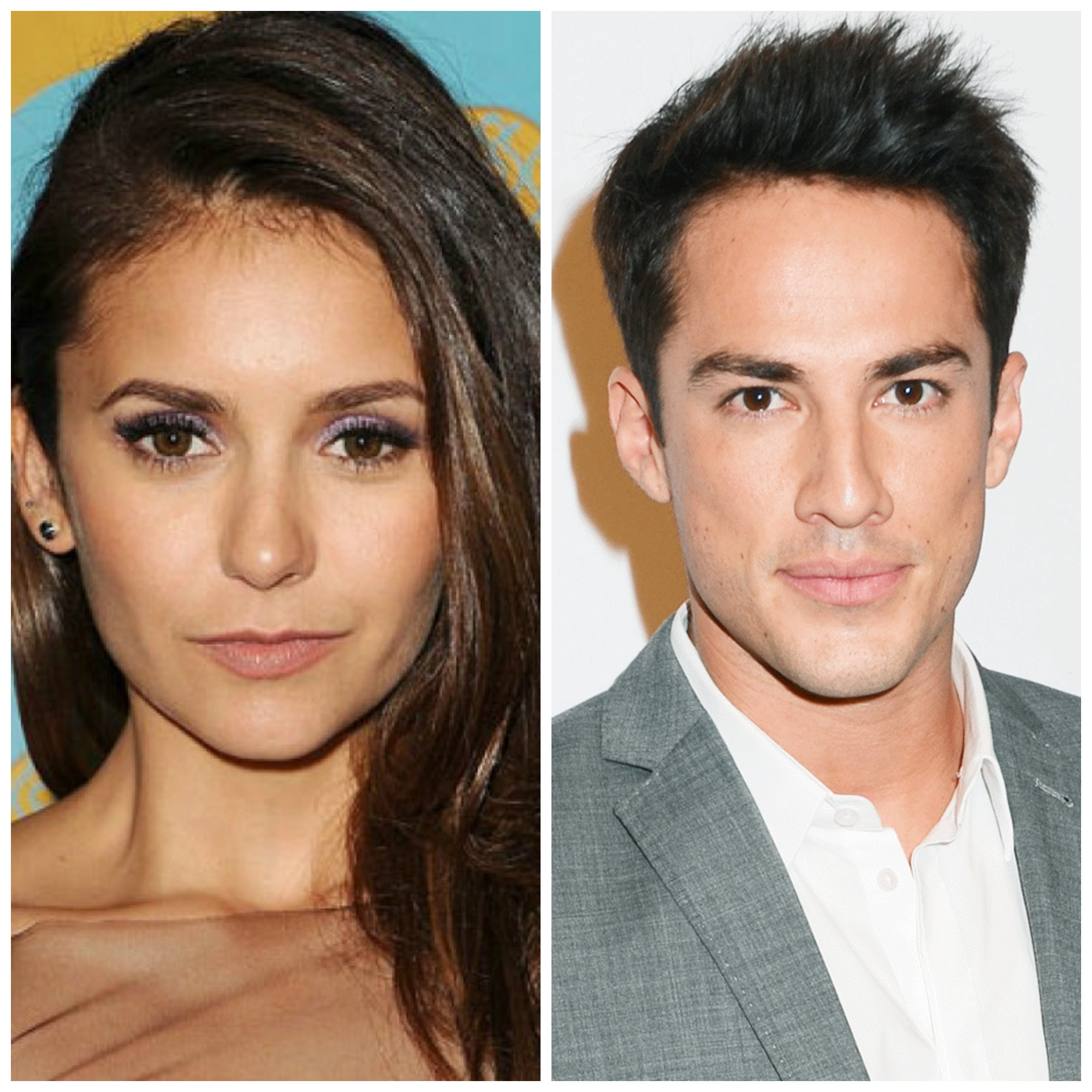 "Nina Dobrev & Michael Trevino LEAVE ""The Vampire Diaries!"""