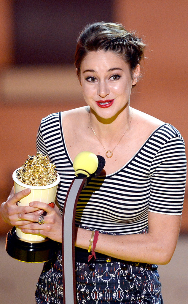 Shailene Woodley Is MTV's Latest 'Trailblazer!'