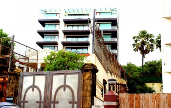 Bollywood celebrity home
