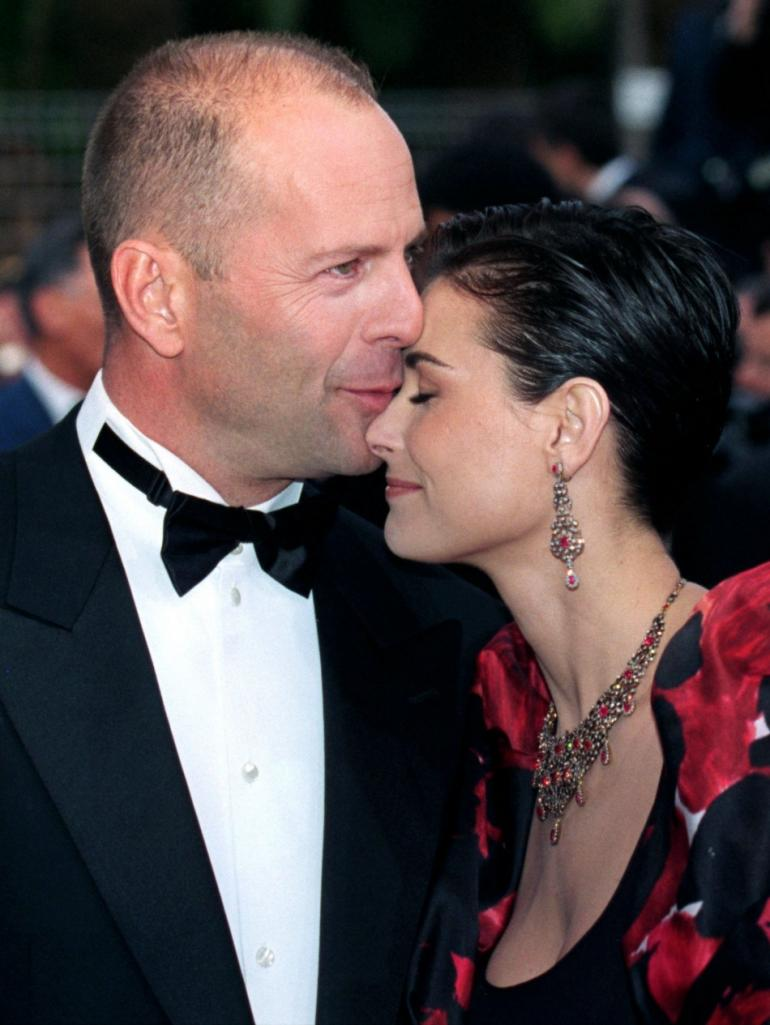 Demi Moore Talks About Divorce From Bruce Willis!