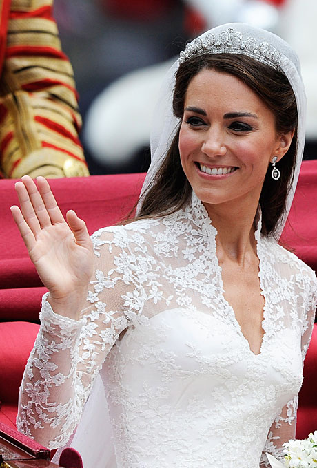 The Top 10 Most Incredible Celebrity Wedding Dresses