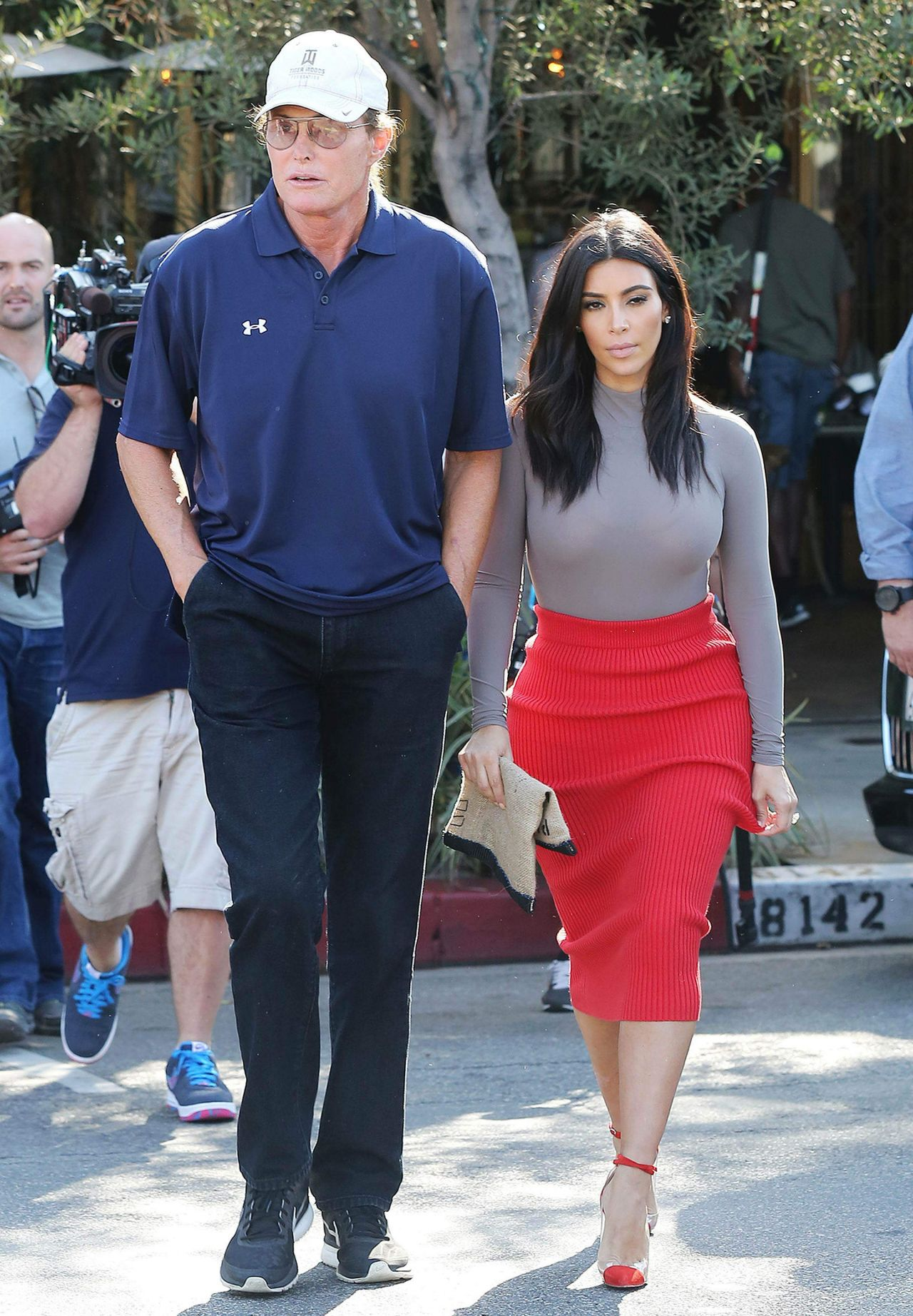 How Did Kim Kardashian React To Bruce Jenner's Transition?