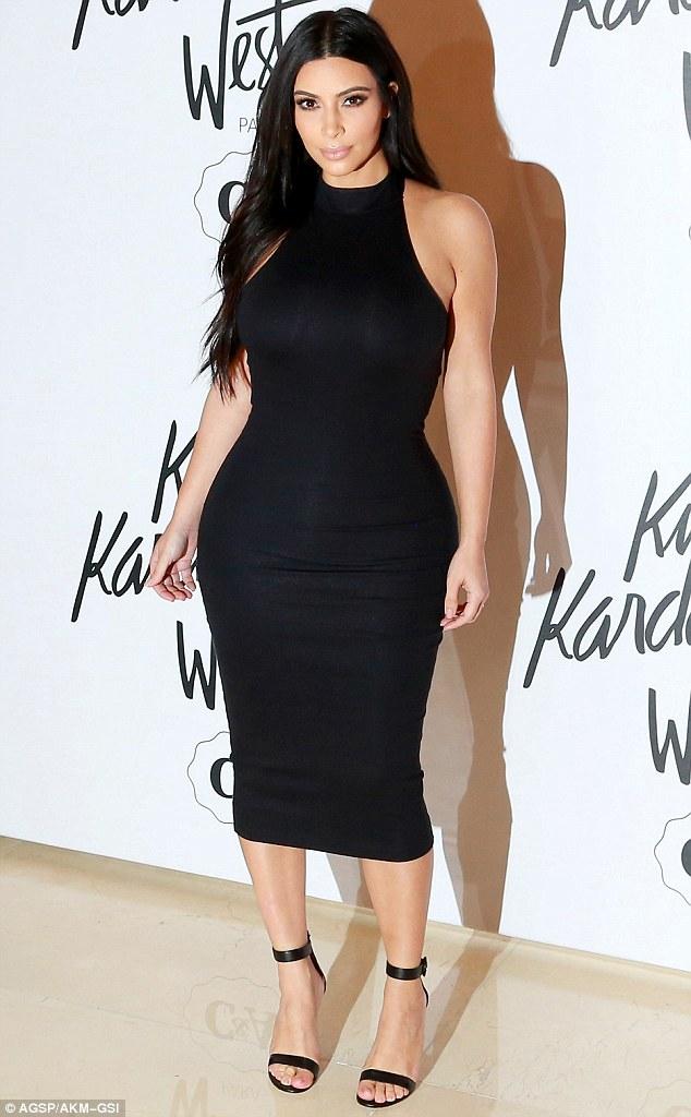 Kim Kardashian-West Kept It Classy In Brazil!