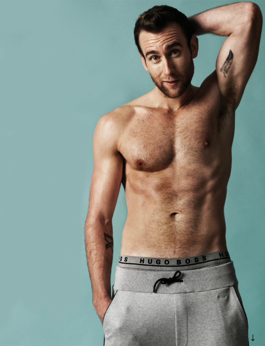 Matthew Lewis on Attitude magazine