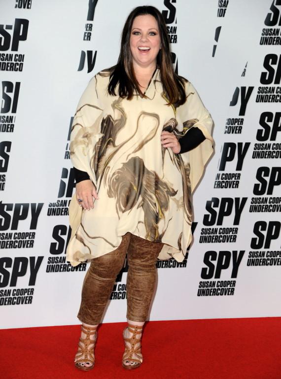 Melissa McCarthy Spy premiere (CeleBitchy)