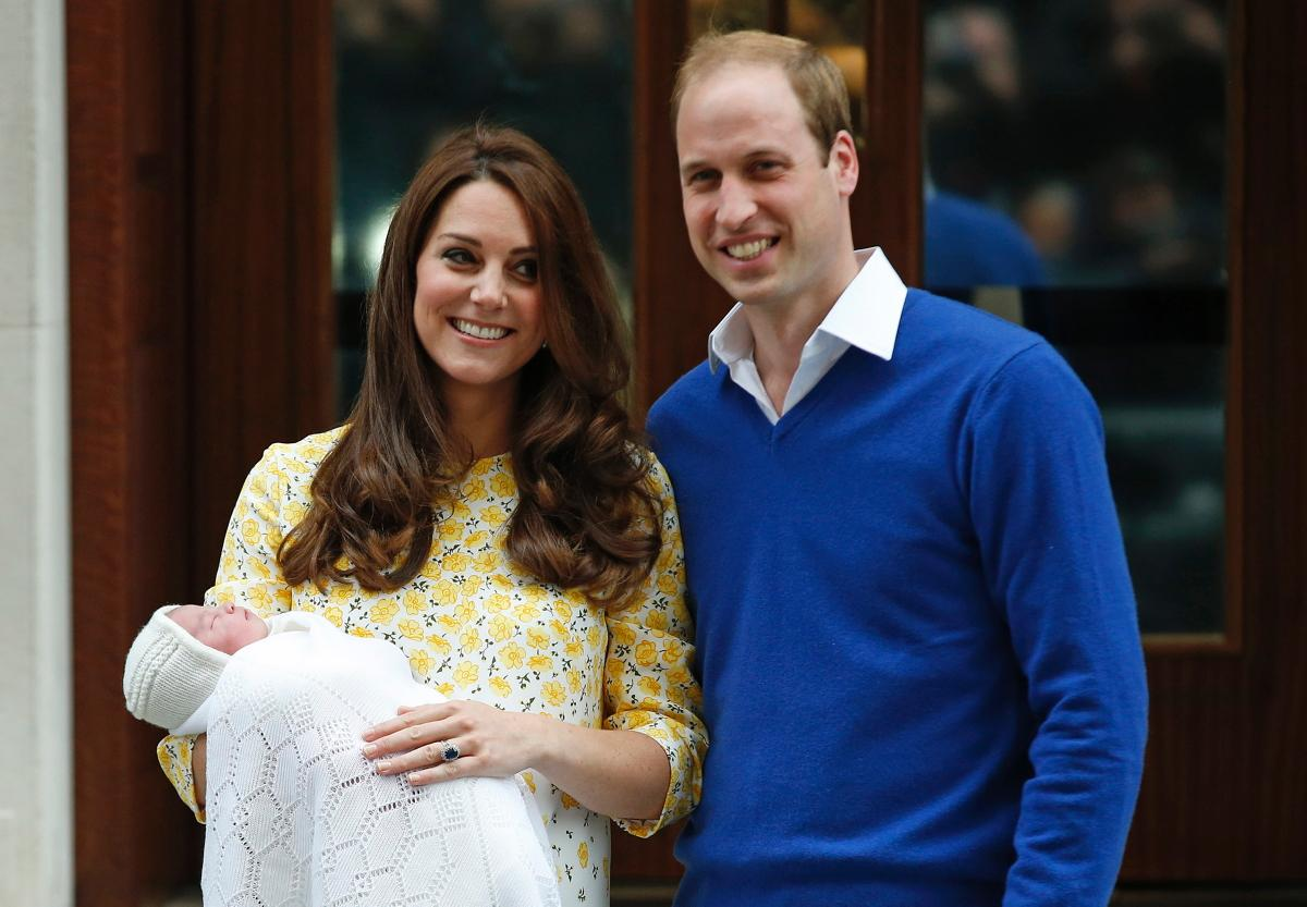 Kate Middleton & Prince William Welcome Baby No. 2!