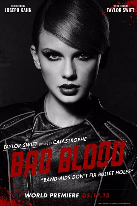 "Taylor Swift's Star-Studded ""Bad Blood"" Clip Is Here! [MUSIC VIDEO]"