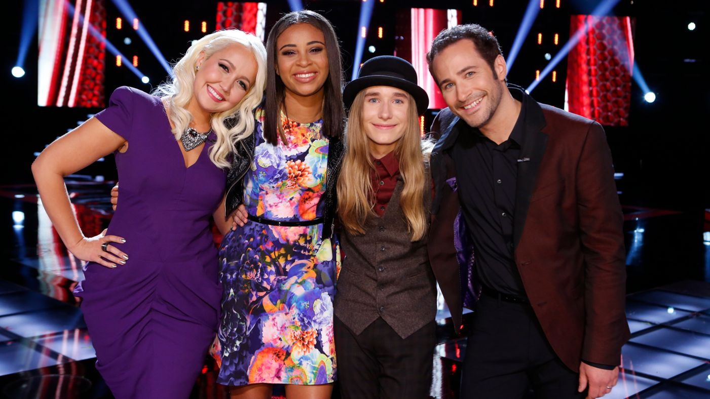 'The Voice' Season 8 Has A Winner!