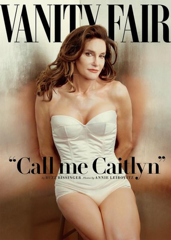 Bruce Jenner Caitlyn Jenner Vanity Fair cover