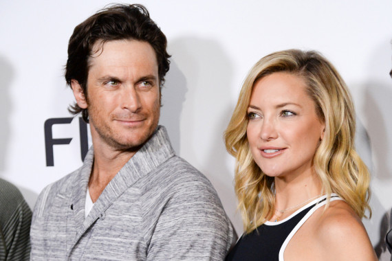 Oliver Hudson Has A Less Than Nice Father's Day Throwback ... Oliver Hudson And Kate Hudson