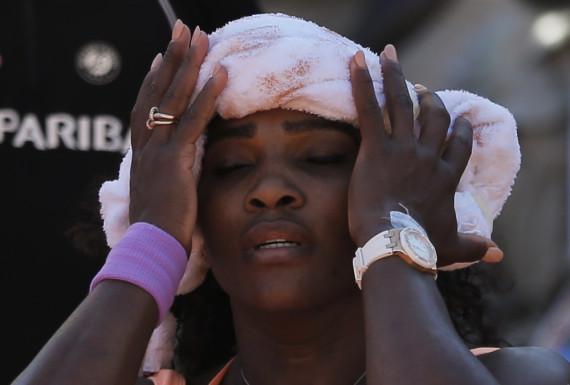 FRENCH OPEN - Serena Williams