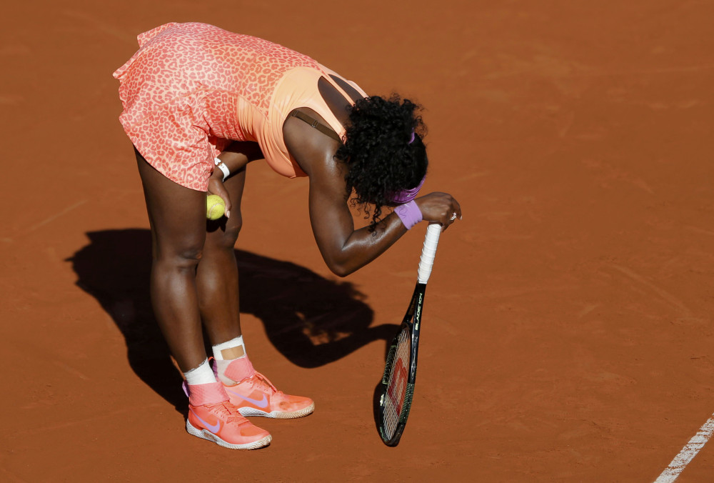 Featured image for Serena Williams Wins Game Despite Her Flu!