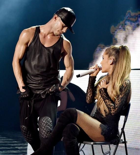 Ariana Grande and new BF Ricky Alvarez