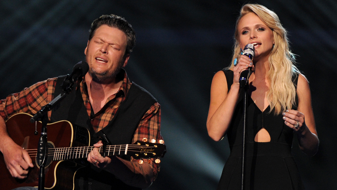 Blake Shelton & Miranda Lambert Are OVER!