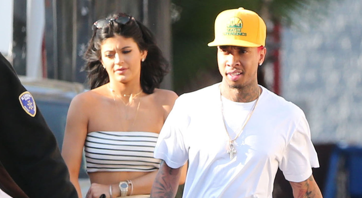 Tyga Sent D*ck Pics To A Girl Who Isn't Kylie Jenner!