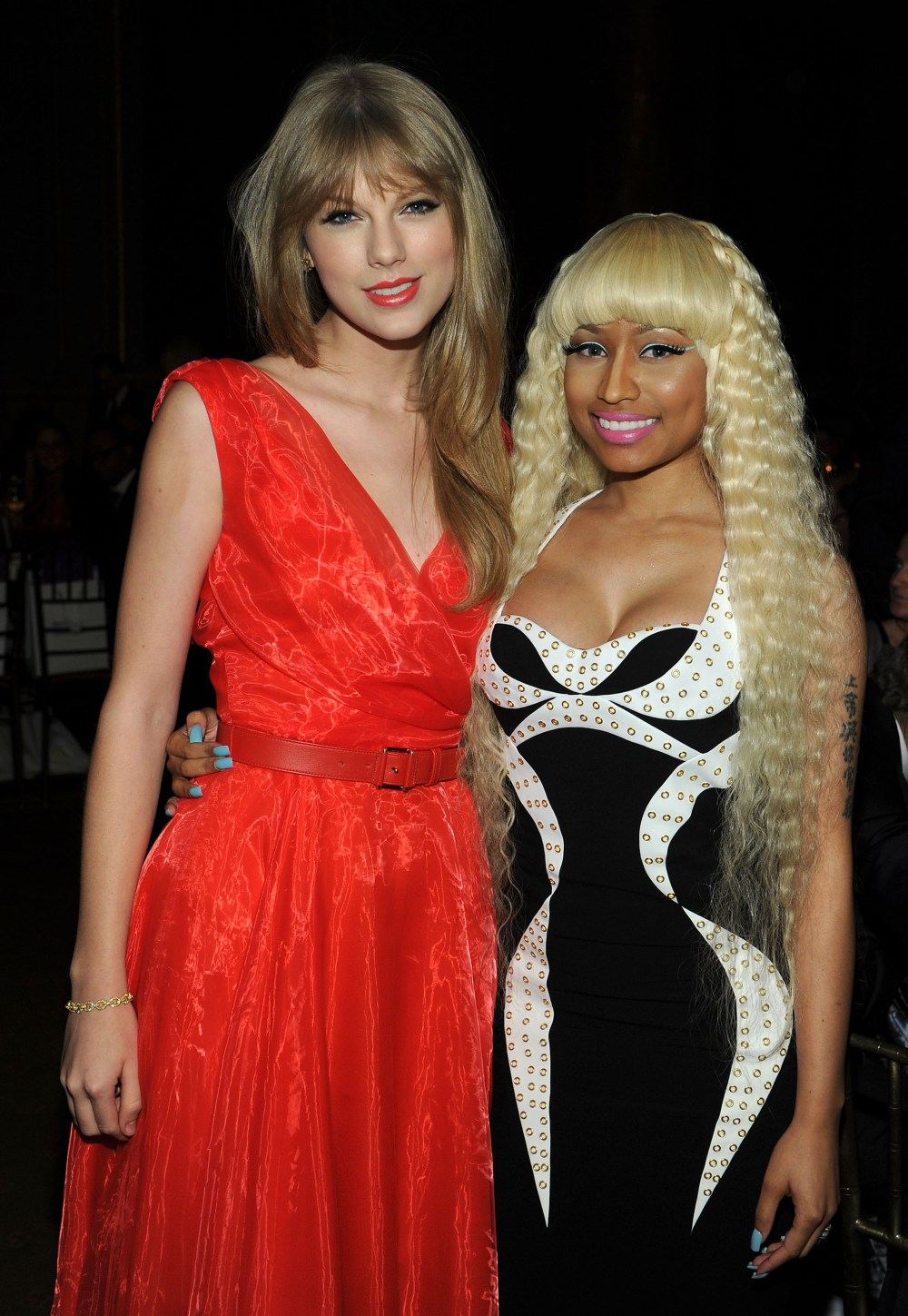 Taylor Swift vs. Nicki Minaj: A FEUD Is Brewing!