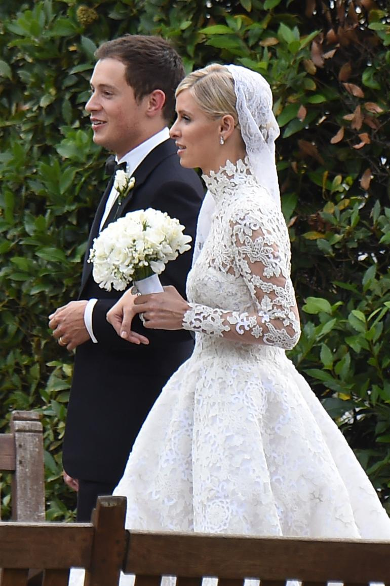 Nicky Hilton and James Rothschild wedding
