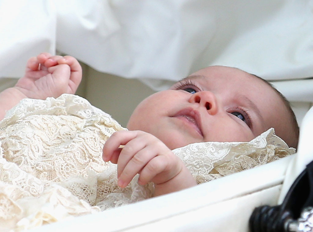 Welcome To The Christian World, Princess Charlotte!