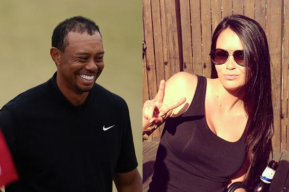 Tiger Woods and Amanda Dufner