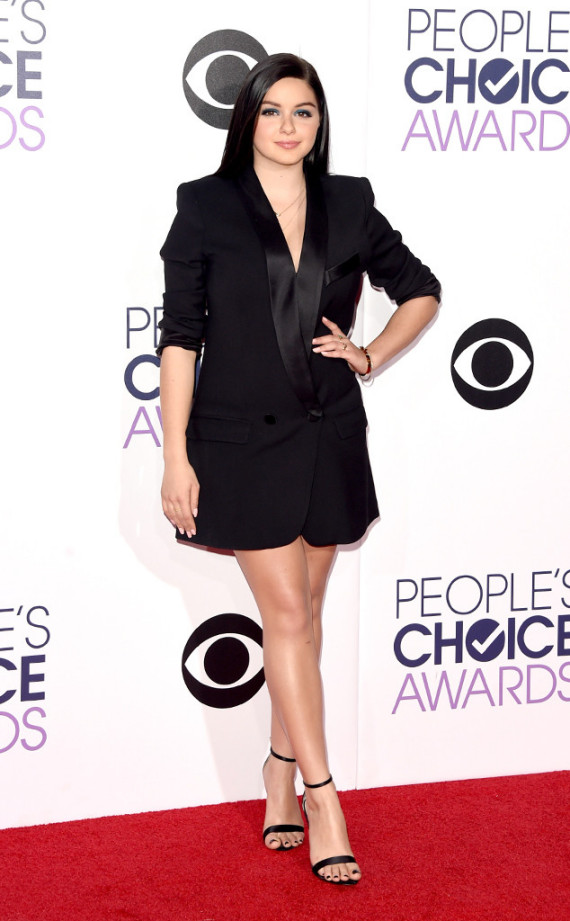 Ariel Winter Peoples Choice Awards