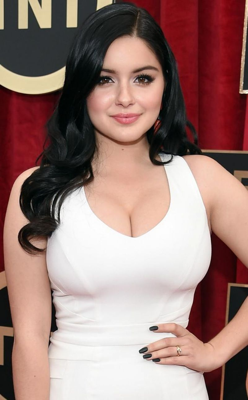 Modern Family's Ariel Winter Proceeds With Breast Reduction Surgery