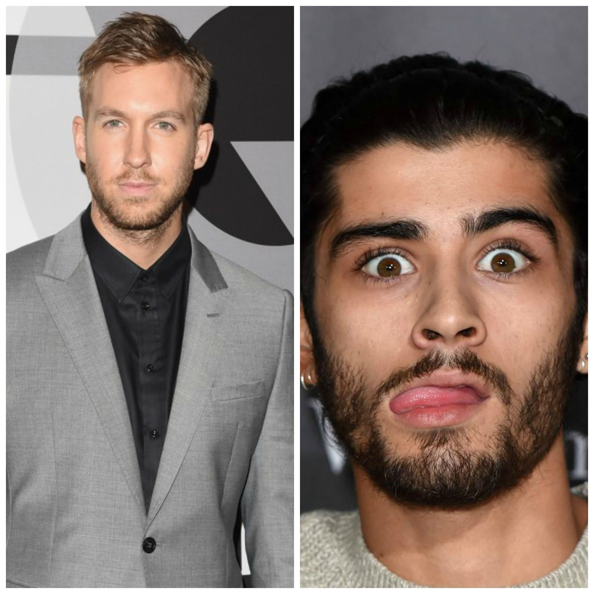 "Zayn Malik & Calvin Harris Acted Really ""Mature"" On Twitter!"