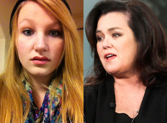 Rosie O' Donnell and Chelsea