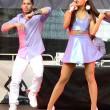 Ariana Grande Makes A Lot Of 'Impressions!'