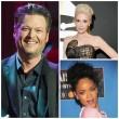 Is Blake Shelton With Rihanna… Or Gwen Stefani?