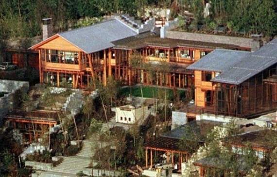 Bill-gates-home